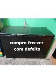 Título do anúncio: Freezer com defeito