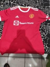 Título do anúncio: Camisa Manchester United Cr7