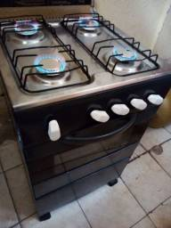 Título do anúncio: Fogão 4 bocas  e forno funcionando muito bem!!!
