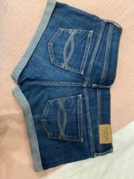 Shorts holliester - TAM 27 ou 34 Br
