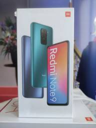 Oferta Top! REDMI Note 9 128 da Xiaomi.. Novo Lacrado pra hoje ainda!