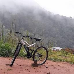Título do anúncio: Bicicleta Fischer usada bom estado