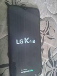Título do anúncio: Celular LG K41S
