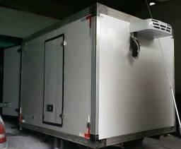 Título do anúncio: Baú Refrigerado 3300mm