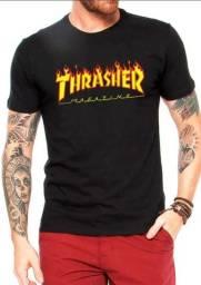Camiseta multi marcas