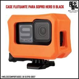 Título do anúncio: Case Flutuante Para GoPro Hero 9 Black