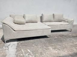 Título do anúncio: Sofá cama de luxo **
