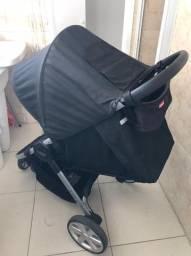 Excelente Carrinho Britax B-Safe 35 + Bebê conforto