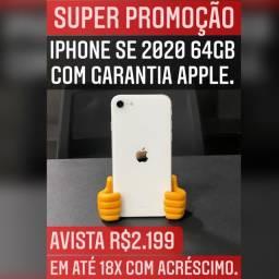 SE 2020 C/ GARANTIA APPLE 64GB