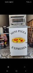 Título do anúncio: Carrinho de pizza brotinho e mini pizza