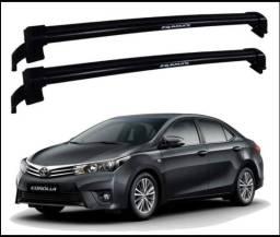Rack teto Corolla  Eqmax 2015 a 2019