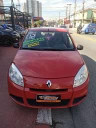 Renault - Sandero Authentique 1.0 - 2012 (OPORTUNIDADE)