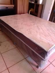 Cama Box 8 Cm de Espuma Entrega grátis