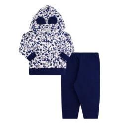 Conjunto soft para bebê feminino