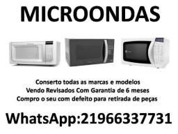 Microondas Consertos e Peças