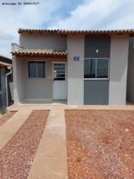 Casa para Venda em Várzea Grande, Santa Maria II, 2 dormitórios, 1 suíte, 2 banheiros, 2 v