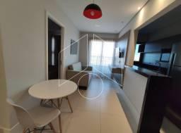 Título do anúncio: Apartamento para alugar com 1 dormitórios em Jardim parati, Marilia cod:L84