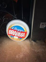 Luminoso grande Brahma tomada 110v