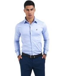 Camisa Social Masculina Casa Prado, Dom Manuel (original)