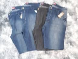 Calça Jeans plusize