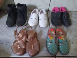Combo de calçados