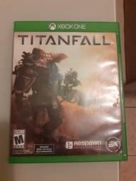 Título do anúncio: titanfall xbox one