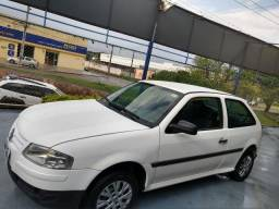 Vw - Volkswagen Gol total flex 2 portas abaixo da fipe aceita troca 2012 - 2012