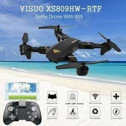 Drone Visuo Xs809hw (câmera 2mp)