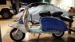 Lambretta LI 150 - 1962 Série Brasil