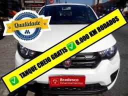 Fiat Mobi 1.0 Like 2018 Completo 6.000 kms.!!!! igual à 0km! - 2018