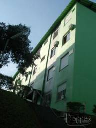 Apartamento à venda com 2 dormitórios em Canudos, Novo hamburgo cod:8128