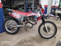 Moto crf 230 cc - 2011