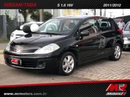 NISSAN TIIDA HATCH S 1.8 16V-MT 4P   - 2012