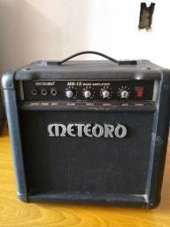 Amplificador Meteoro Mb 15 Bass Amplifier Contra Baixo