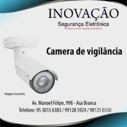 Oferta: Kit 04 Câm HD(c instalaç) Visão noturna+Acess. Celu. R$ 1.000,00