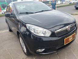 Grand siena tetra 1.4 completo gnv 100% financiado - 2013