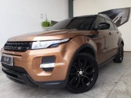Land Rover Range Rover Evoque Dynamic 4Wd 2014/2015 Morrom - 2015