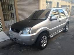 EcoSport 1.6 Gasolina Prata - 2004