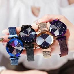 3 Relógios Femininos novos/frete grátis! Promoção