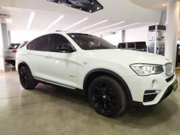 BMW X4 2014/2015 2.0 28I X LINE 4X4 16V TURBO GASOLINA 4P AUTOMÁTICO - 2015