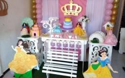 Buffet completo festa infantil com Decoração e serviço de Cerimonial e assessoria