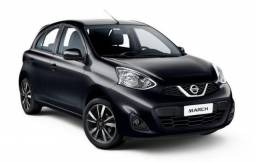 NISSAN  MARCH 1.6 SV 16V FLEXSTART 4P 2019