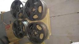 Rodas de alumínio aro 13