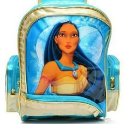 Mochila Disney Pocahontas M Dermiwil Nova!
