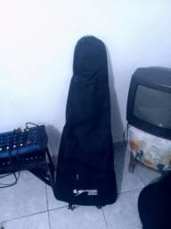 Guitarra Giannini blindada