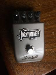 Pedal jackhammer