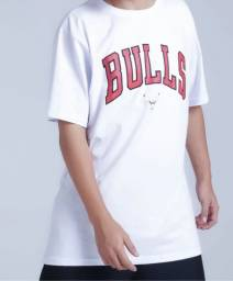 Camisa Chicago Bulls NBA Branca