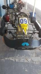 Kart Honda 400 2014 com chassi Mini 2014, usado comprar usado  Goiânia