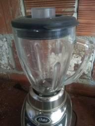 Liquidificador Oster 14 velocidades ( jarra de vidro )