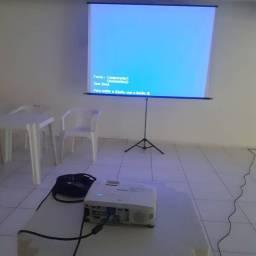 Locação DATA SHOW 100 reais